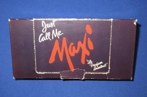 ✿ Factor Max 🌸  JUST CALL ME 🌸  échantillon en boîte  ✿