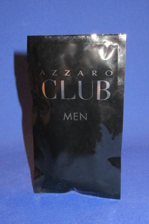 ✿ Azzaro 🌸 PARFUMS POUR HOMME 🌸 les échantillon en pochette plastique ✿
