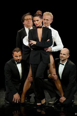 2012. Cabaret Canaille
