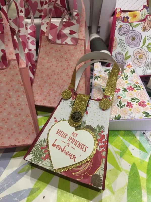 petits sacs cadeaux pour la st valentin