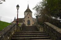 L'église de Sainte Ménéhould