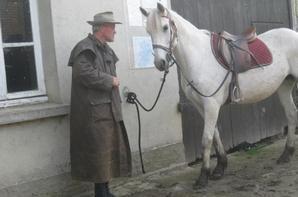 Regarder un cheval...