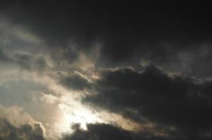 Drôle de ciel...