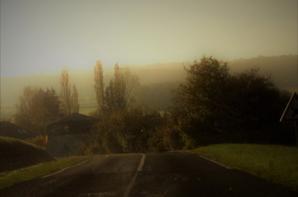 L'Argonne d'automne.