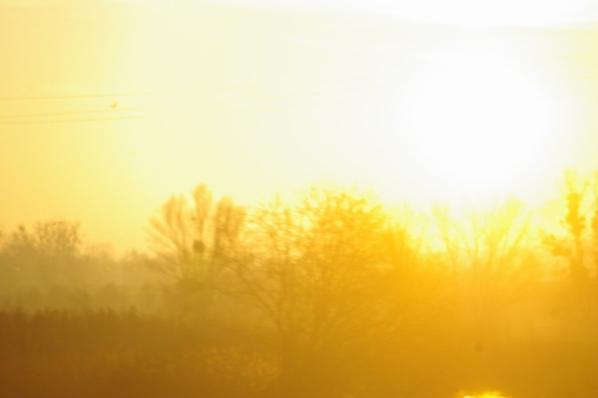 Lever de soleil du jour, suite.