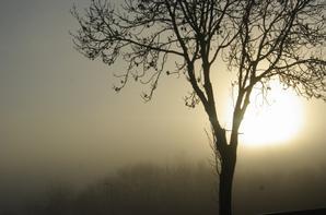Le soleil se lève...