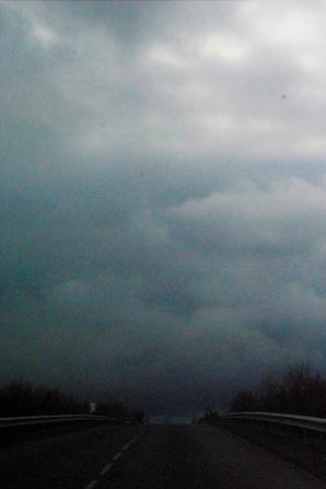 Dimanche sous les grisailles et pluies