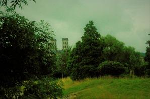 La pluie, toute la majeure partie de la journée...