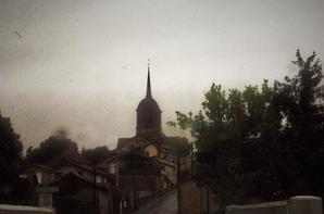 14 sous la pluie