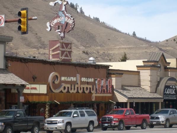 DERNIER RDV AVANT LA REPRISE DES COURS : Jackson City (Wyoming) !