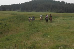 ET POUR FINIR : Kara Creek Ranch (WYOMING)