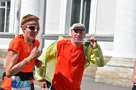 St Petersbourg (marathon et 10 kms)