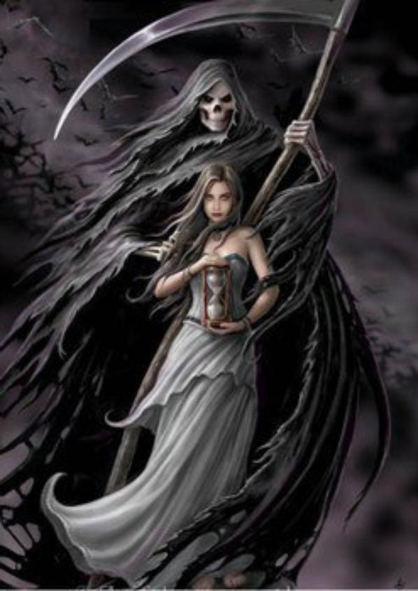 Faucheuse de la mort blog de st0o0p b0o0st - Cuisiner trompette de la mort ...