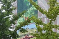 Fresque sur Rive de Gier.