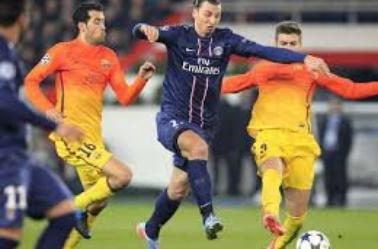 PSG - FC Barcelona : Motion and Emotion (2-2, 02/04/13)