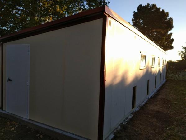 COMPLEXE CANIN de 50 m² dans le 59