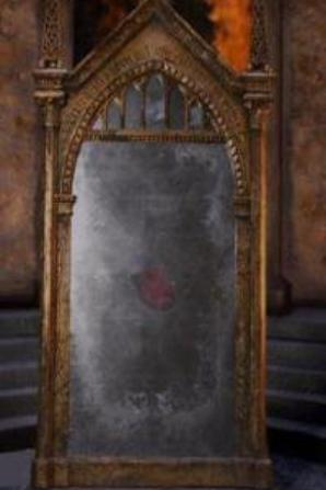 Miroir du ris d harry potter for Miroir du rised