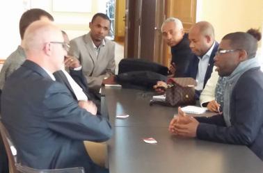 Relance de la Coopération décentralisée entre le gouvernorat d'Anjouan et la ville de Le Mans