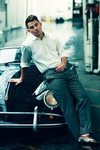Ancien photoshoot de channing pour DEAR JOHN