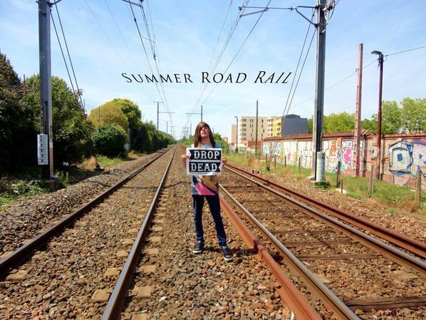 Summer Road Rail Mya Kite