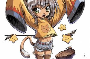 j'adore en manga c trop beau