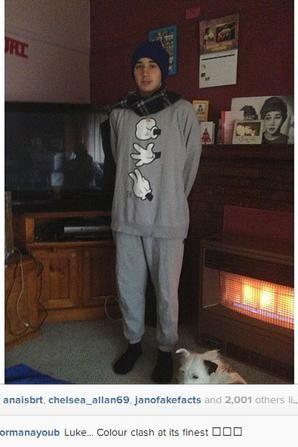 14/08/2013 - 3 nouvelles photos de Jai + 1 nouvelle photos postée par Luke + 2 nouvelles photos postées pas Norman + 1 nouvelle vidéo Keek de Beau