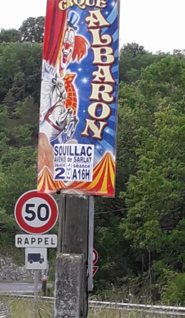 Cirque en Occitanie !!!
