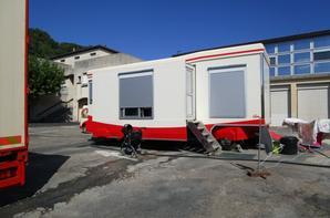 Cirque FRATELLI , les habitations  !!!
