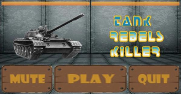 Tank Rebels Killer