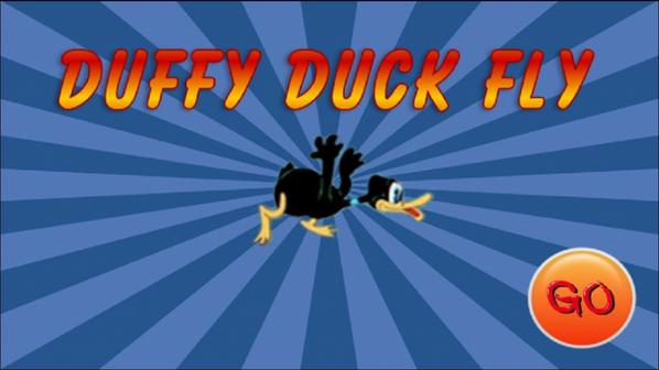 Duffy Duck Fly