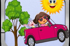 Dora Jumping