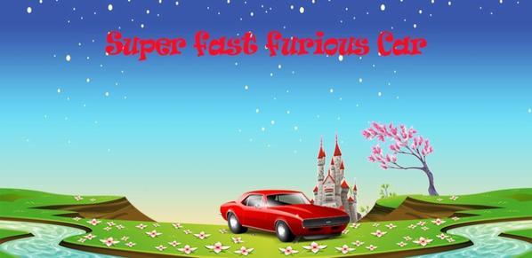 Super Fast Furious Car