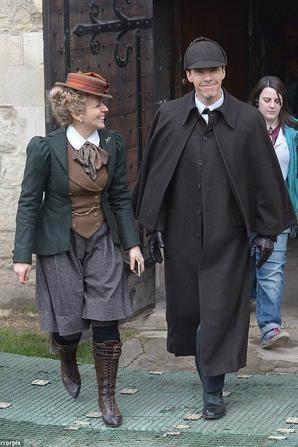 Sherlock News - Photos