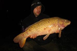 48h ponto 8 departs 7 poisson et une belle 16.2kg miroir