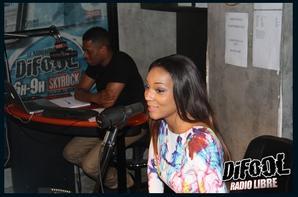 Djany et Axel Tony dans la Radio Libre