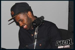 Jason Derulo dans la Radio Libre de Difool