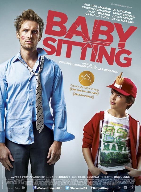 Les acteurs du film Babysitting seront dans la Radio libre