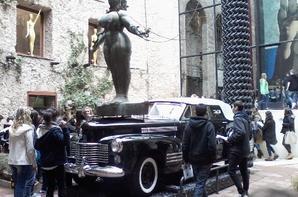 Musée de Salvator Dali a Figueras (Espagne)