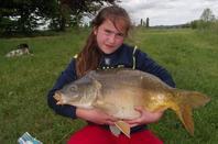 petit wêeck end de pêche avec ma fille