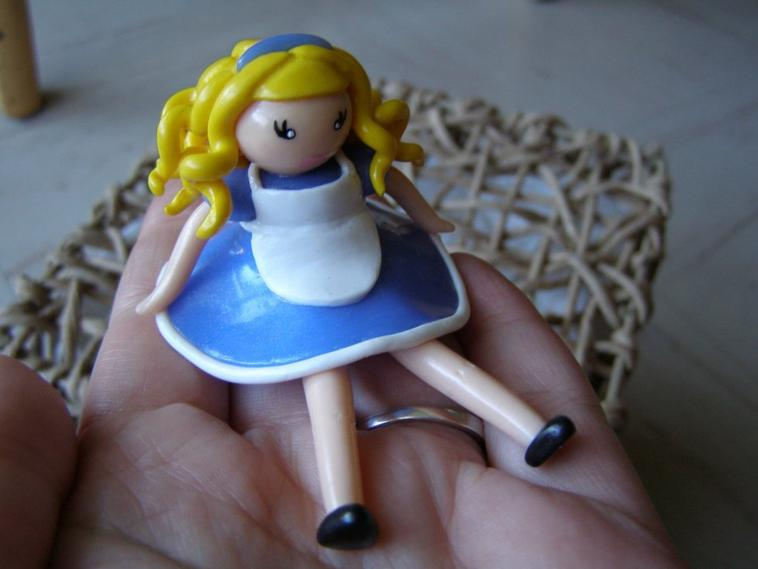 Dolls Alice in wonderland