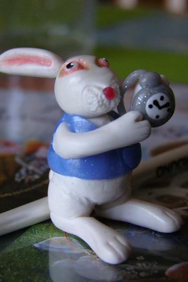 Lapin blanc (Alice in wonderland)