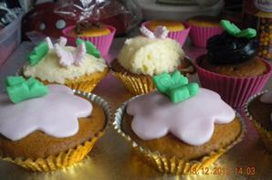 cup cake vanille