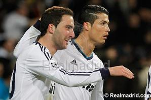 """Photo de Cristiano Ronaldo """"Real Madrid 3-0 Galatasaray"""""""