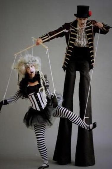 Marionnettes...
