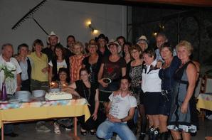 Repas: La Cabro d'or à Carces ( 13.10.2012 )