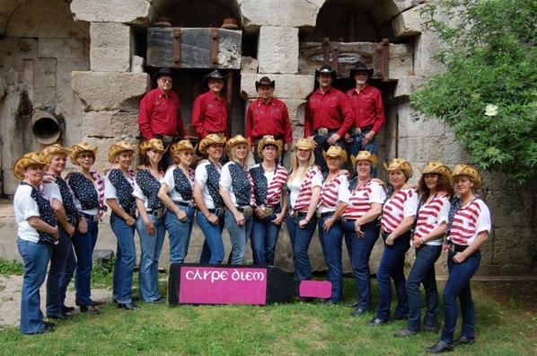 The Coyote Dancers Cotignac ( Var )