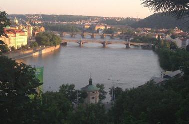 En direct de Prague