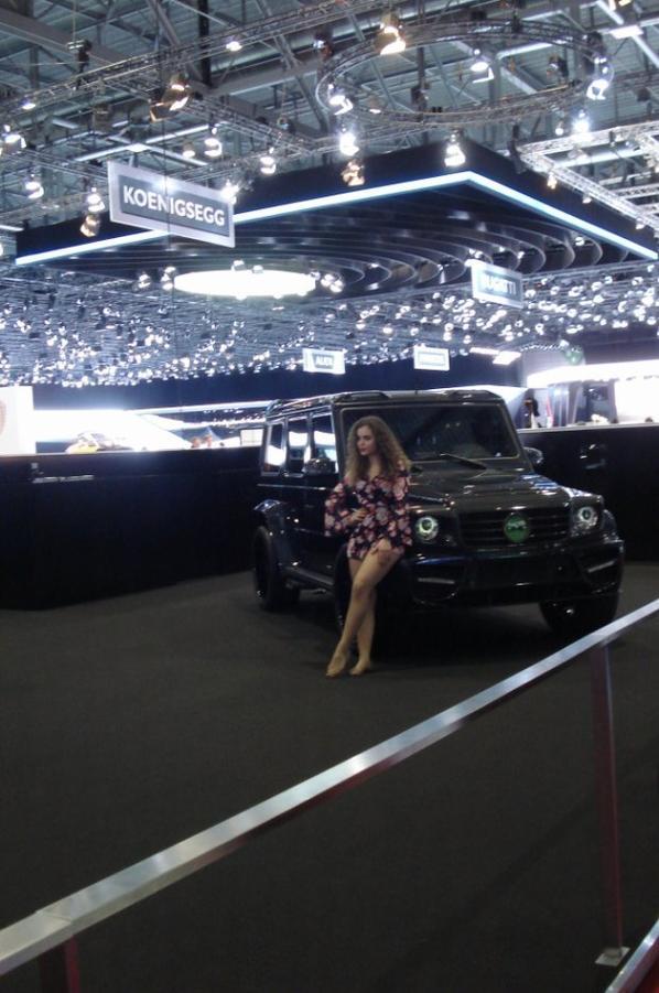 jolie 4x4 Mercedes