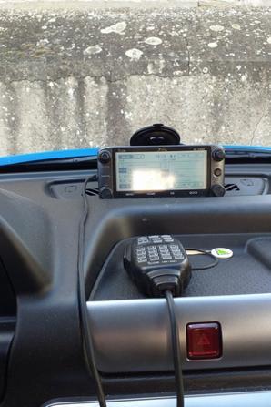 La F4DKF mobile