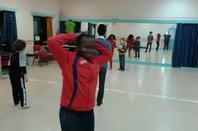 Multisports décembre 2012: Jeux en salle